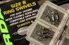Вертлюг с кольцом Korda Ring Swivels 8 size 8 KR8